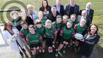 GALLERY: Hundreds of players celebrate rugby for women and girls at Judges Road Festival