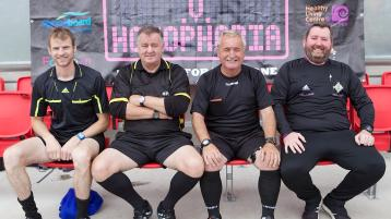 Sporting Stories: Who'd be a referee?