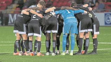 Derry City remain in lockdown