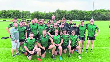 City of Derry RFC giving back in time of need