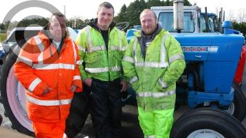 GALLERY: Michael Davitt's GAC charity tractor run