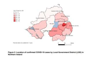CORONAVIRUS LATEST: New surveillance report shows 8 confirmed cases in Derry