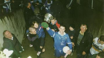 When we were Kings: Bellaghy's journey to Ulster glory in 2000
