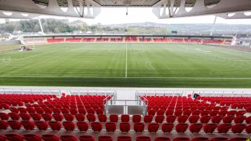 Brandywell voted top ground in NI