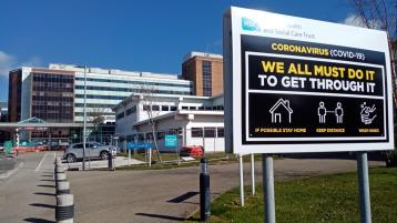 From Friday, visitors will be allowed back into hospitals in Northern Ireland