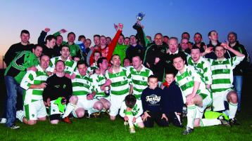 From the archive: Draperstown go the extra time to clinch cup glory