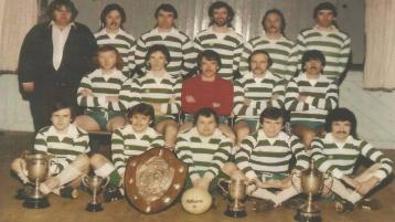 The beginning and rise of Draperstown Celtic