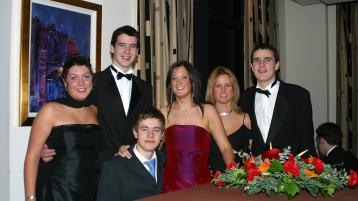 Trip down memory lane with the Derry News archive: Thornhill College formal in 2003