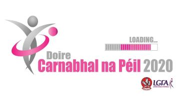 Derry Ladies committee unveil 'Carnabhal na Péil 2020'