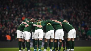 UEFA confirm Ireland's Nation's League soccer fixtures