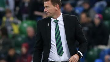 Northern Ireland name Ian Baraclough as their new manager