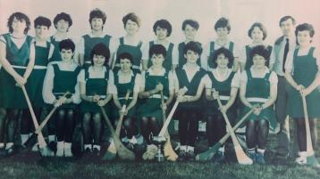 Hitting the ground running - A story of camogie in Swatragh