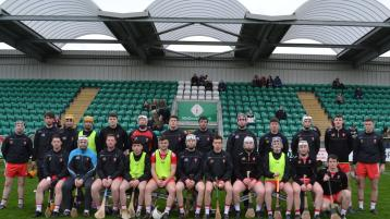 Almost half the Derry senior hurling squad would play for Team Ulster
