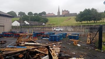 Large gatherings at Derry bonfires would be 'madness' during pandemic