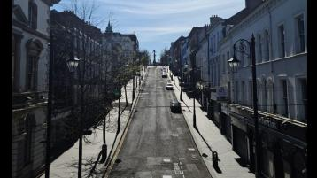 Lockdown restrictions in Northern Ireland to be extended until March 5