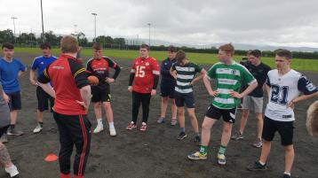 GALLERY: Donegal Derry Viper's coach 'impressed' with first youth team outing