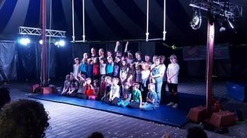 Hard-hit Derry circus school getting back into the swing of things after months of lockdown