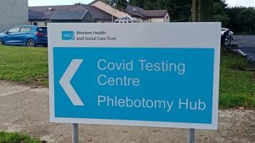 New COVID-19 testing centre established at Gransha Park