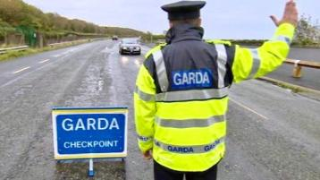 Man due in court today after a garda car was rammed during incident in Donegal