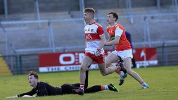 Underage intercounty championships in doubt
