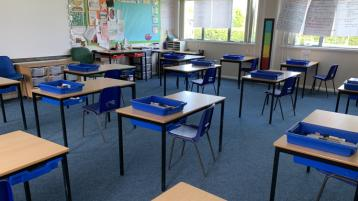 Covid cases reported in almost half of Mid Ulster schools
