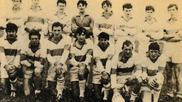 Tyrone man shares historic GAA photo