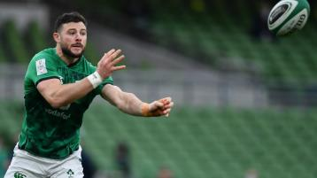 One change to Ireland team for Six Nations finale against France