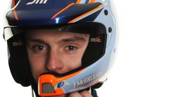 Josh McErlean set for European debut
