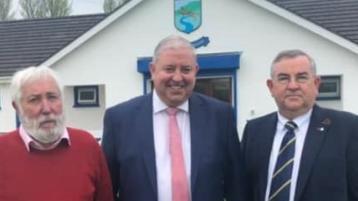 Limavady pay tribute to 'club servant' Seamus McCloskey