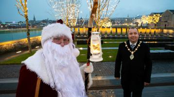 Derry's Christmas lights to be switched on virtually next week
