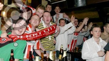 THROWBACK THURSDAY: Heartbreak for Derry City fans (2005)