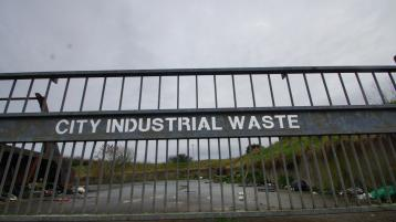 Confidential documents highlight the threat to public health posed by a huge illegal dump on the outskirts of Derry