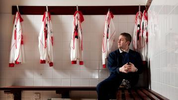 Time for change: Damian Cassidy outline's Derry's new proposed coaching plan