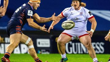 Rainey player named on the bench for Ulster 'A' team's clash with Connacht