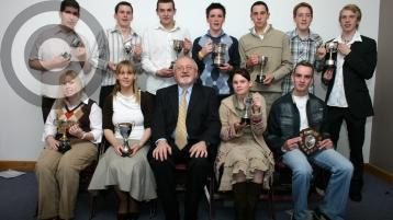 THROWBACK THURSDAY: Lisneal College Annual Prizegiving held at Millennium Forum (2005)