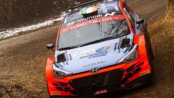 McErlean puts on a Monza masterclass at World Rally Championship finale