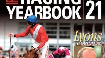 Irish Racing Yearbook released