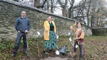 Fantastic fruit-growing project bringing new life to land throughout Derry