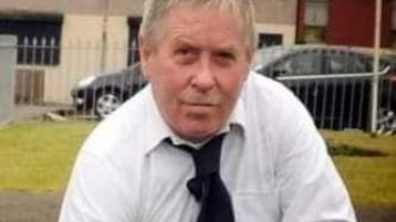 Special online tribute being held this evening in memory of Eamon 'Peggy' McCourt