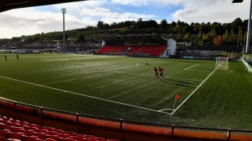 Derry City on the lookout for new players who can represent the club from their sofas