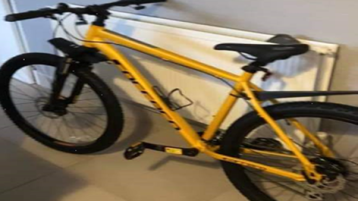Police appeal for information after a bike is stolen in Derry