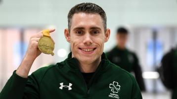 Derry sporting star backs fundraising event in aid of the blind