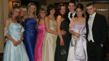 THROWBACK THURSDAY: St. Mary's College Annual Formal (2005)