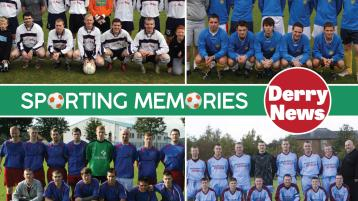 SPORTING MEMORIES (Part 2): Local soccer teams of the Saturday Morning League and Derry & District (2007)