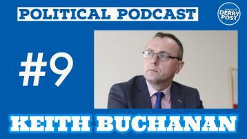 LISTEN: CDP Political Podcast: Ep9: Keith Buchanan MLA
