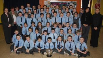 Down Memory Lane: Photographs from the archives of the Derry News (St Anne's PS prizes 2008)