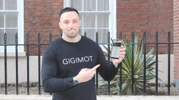 Draperstown man invests in Estonian company