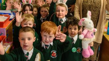 PICTURE GALLERY: Easter fun at Greenhaw Primary School in Derry