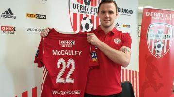 Darren McCauley