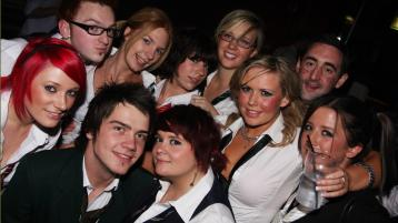 MEMORY LANE: School uniform disco at Magee (2007)